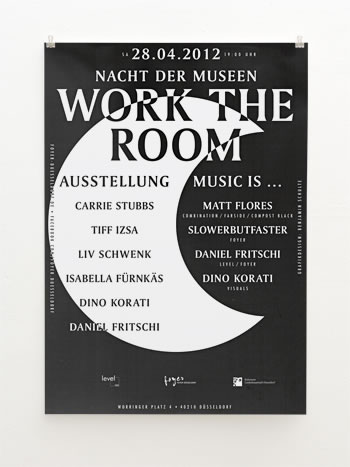 Benjamin Schulte - Work the Room